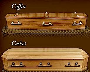 Coffin and Casket - Len Academy