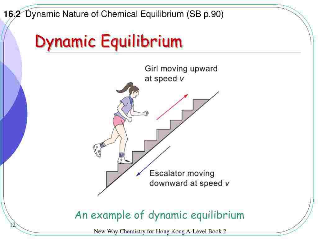 Dynamic Equilibrium analogy - Len Academy