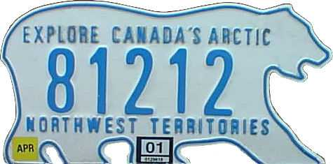 Car license plate in canada - Len Academy