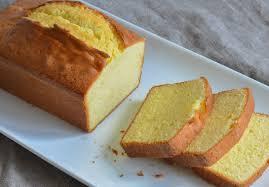 Pound Cake - Len Academy