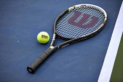 Tennis Racket and Ball - Len Academy