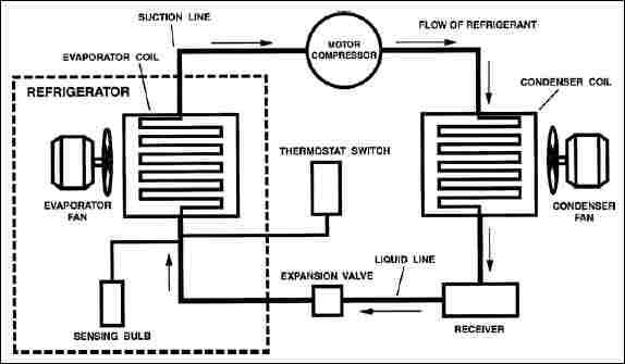 Parts of a Refrigerator - Len Academy